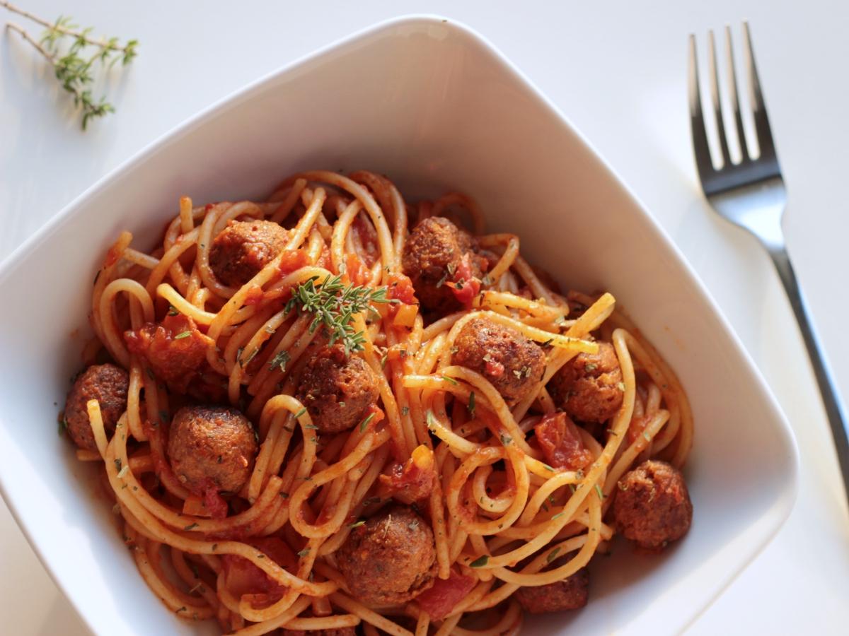 Sos pomidorowy do spaghetti