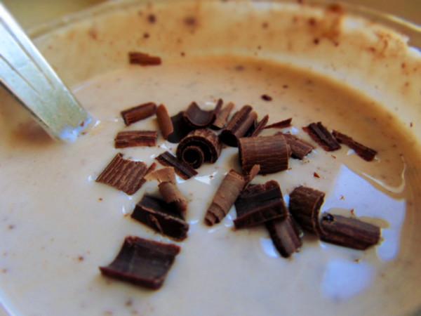 Wiórki czekoladowe