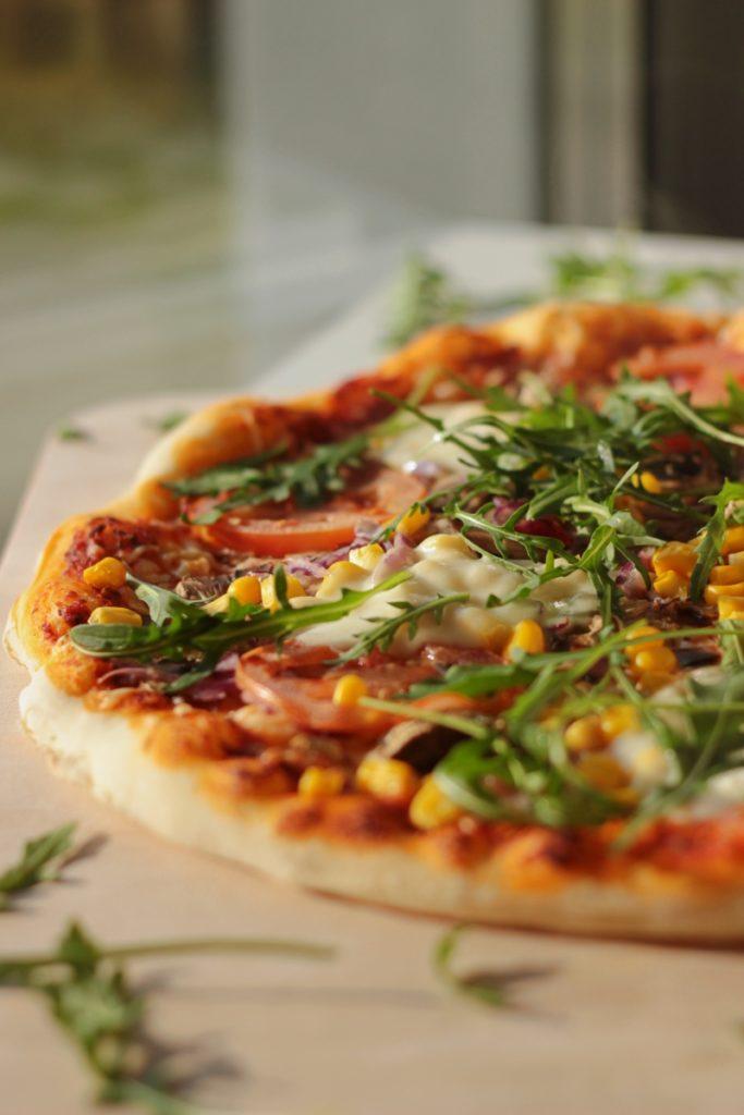 Przepis na pizze II