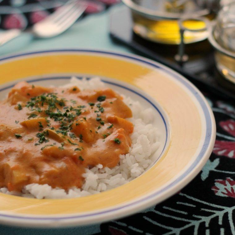 Kremowy sos dyniowy, wegański