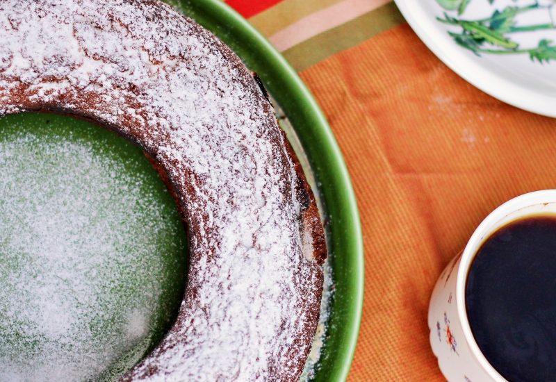 Ciasto siedem kubków, czyli szybkie ciasto jogurtowe