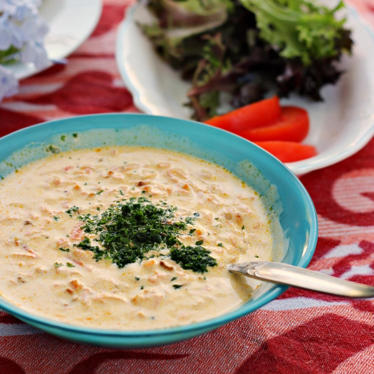 Havuç salatası, czyli turecki sos marchewkowy