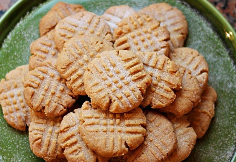 Wegańskie ciasteczka cynamonowe