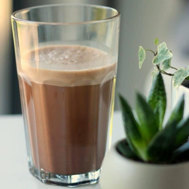 Kawa kuloodporna czekoladowa