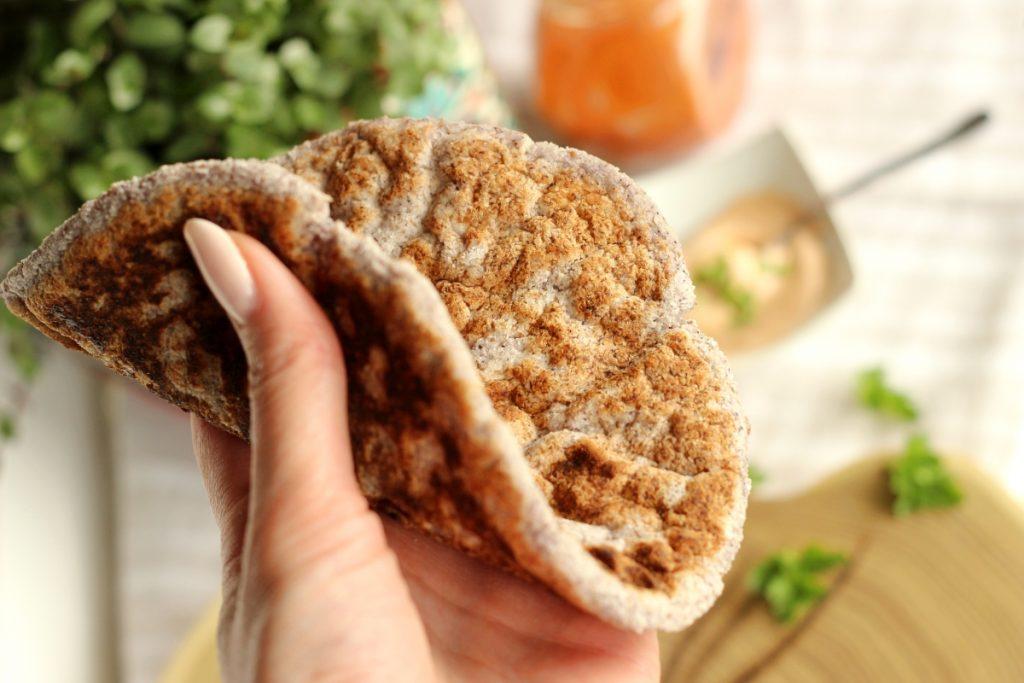 giętkość chlebka