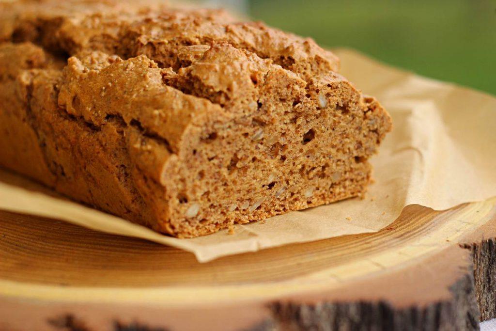 przekrój chleba