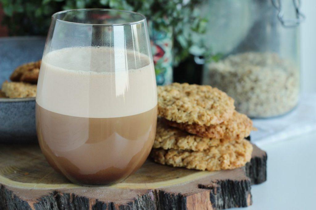 Białkowa kawa kuloodporna